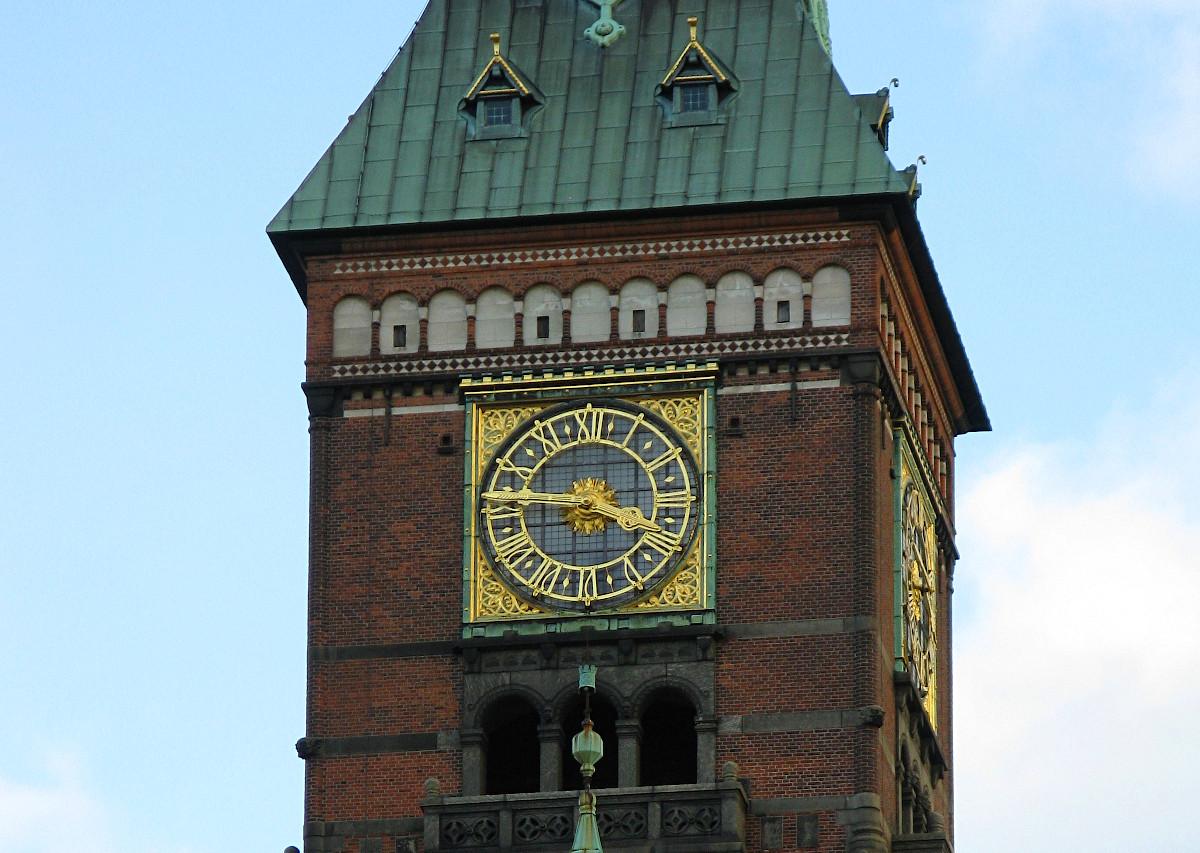 Городская Ратуша, Копенгаген
