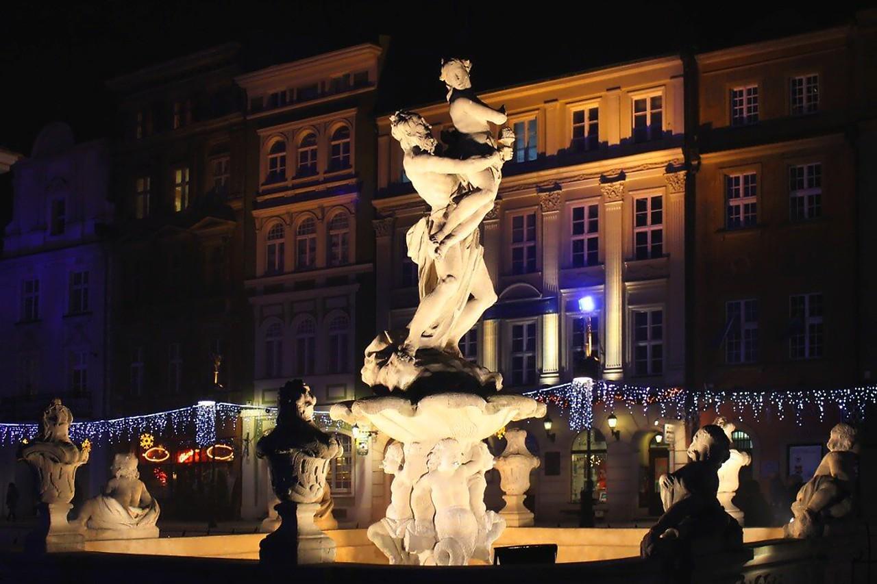 Christmas Poznan