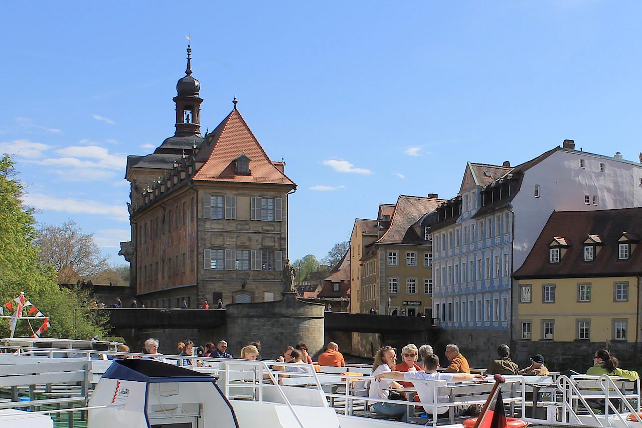 Bamberg, Lower bridge (Untere Brücke)