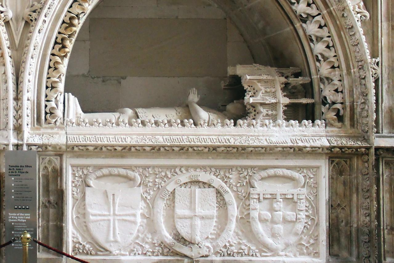 Batalha Monastery, Henry the Navigator grave