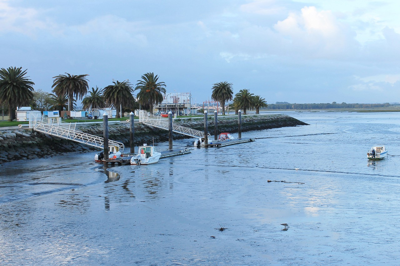Montijo. Miguel Pais waterfront