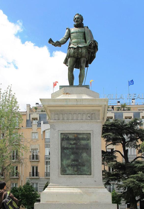 Площадь Кортесов, Мадрид