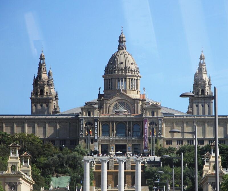 National Museum (Museu Nacional d'art de Catalunya), Barcelona