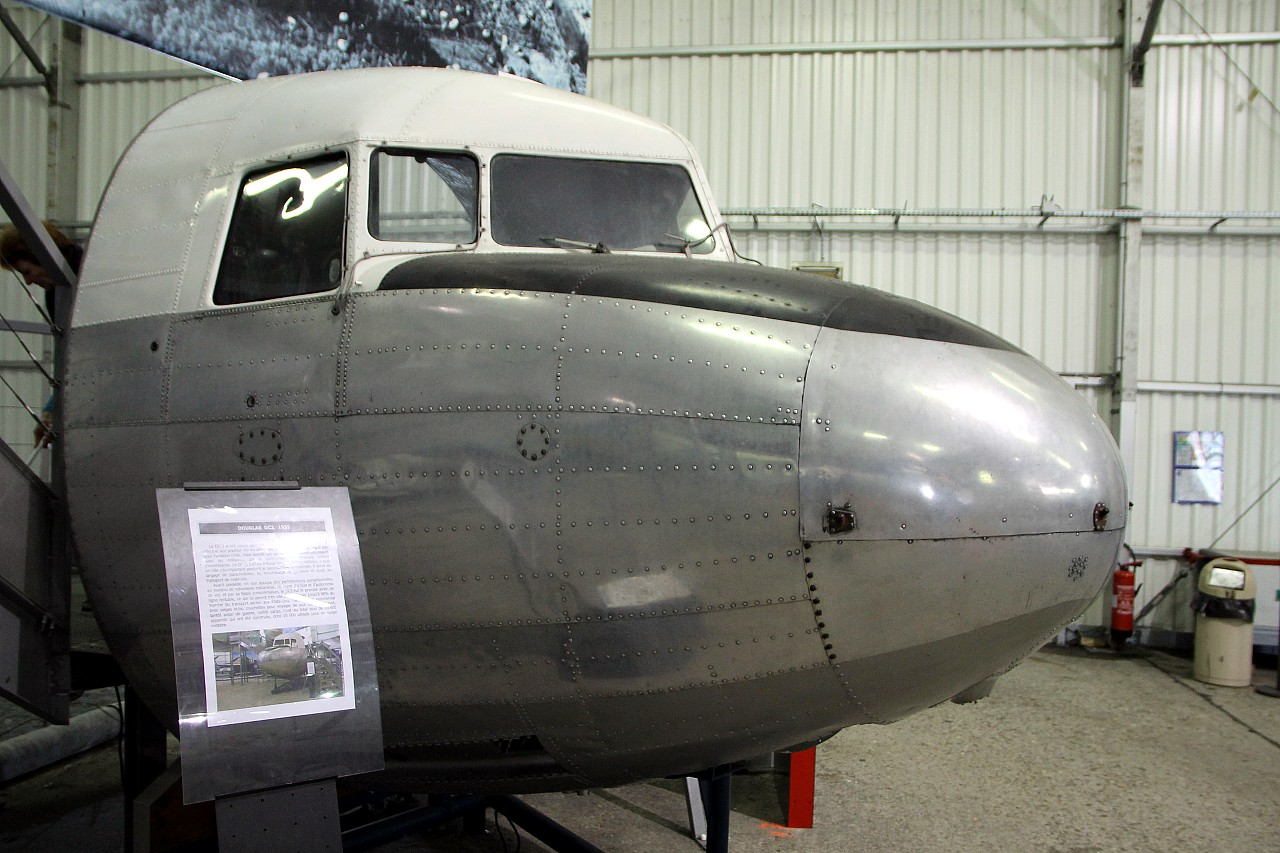 C-47 Skytrain (Dakota), Le Bourget