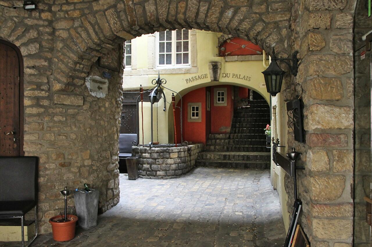 Passage du Palais, Luxembourg