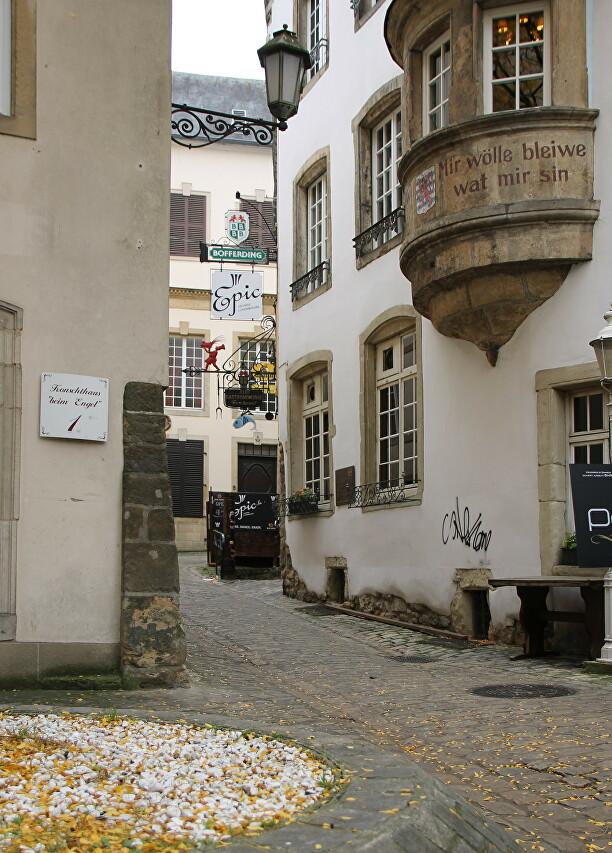 Rue de la Loge, Luxembourg