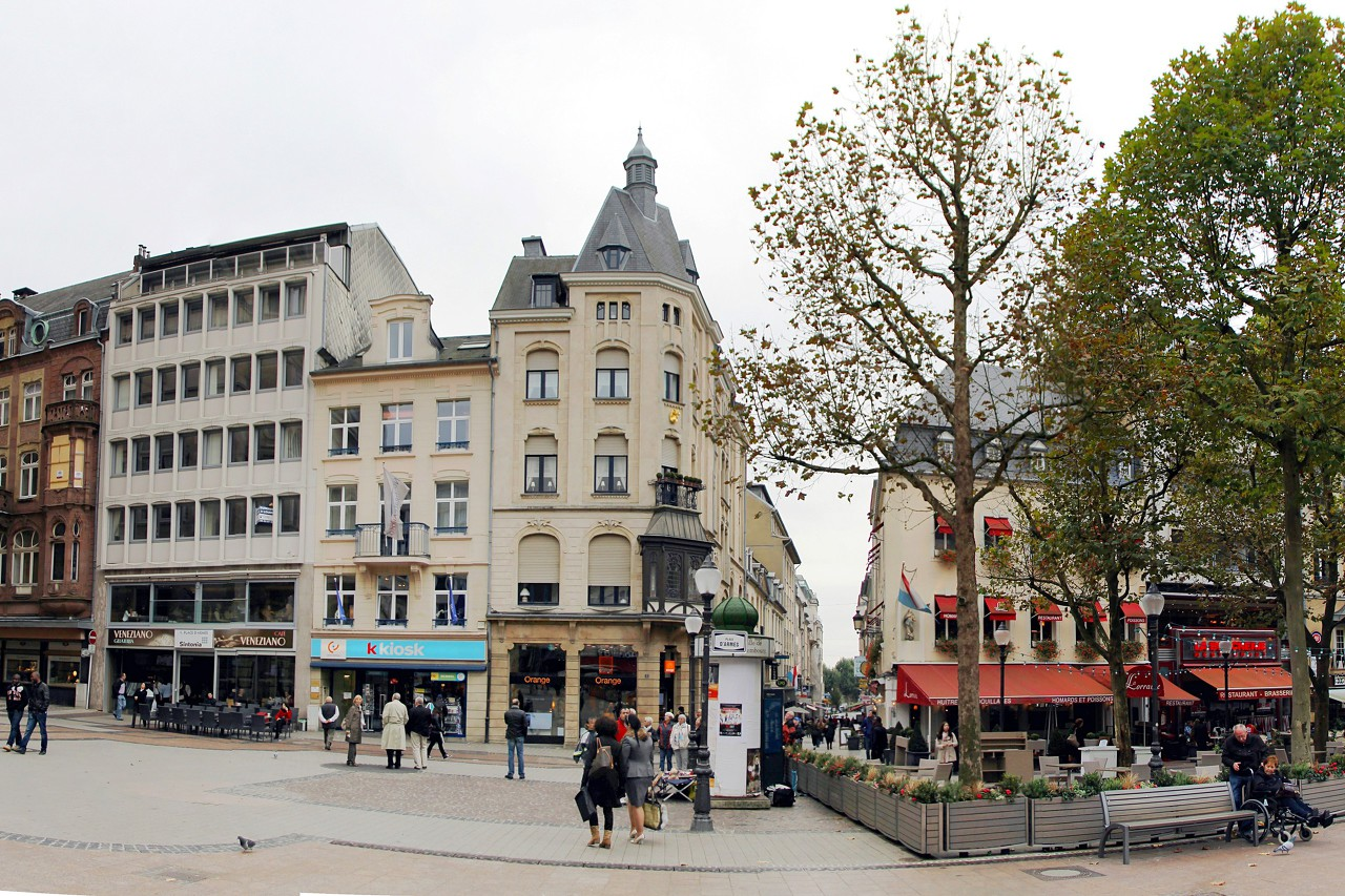 Place d'Armes, Luxembourg