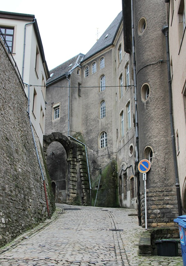 Rua Large, Luxembourg
