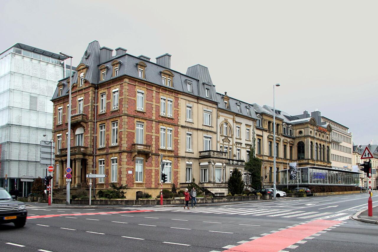 Boulevard Franklin D. Roosevelt, Luxembourg