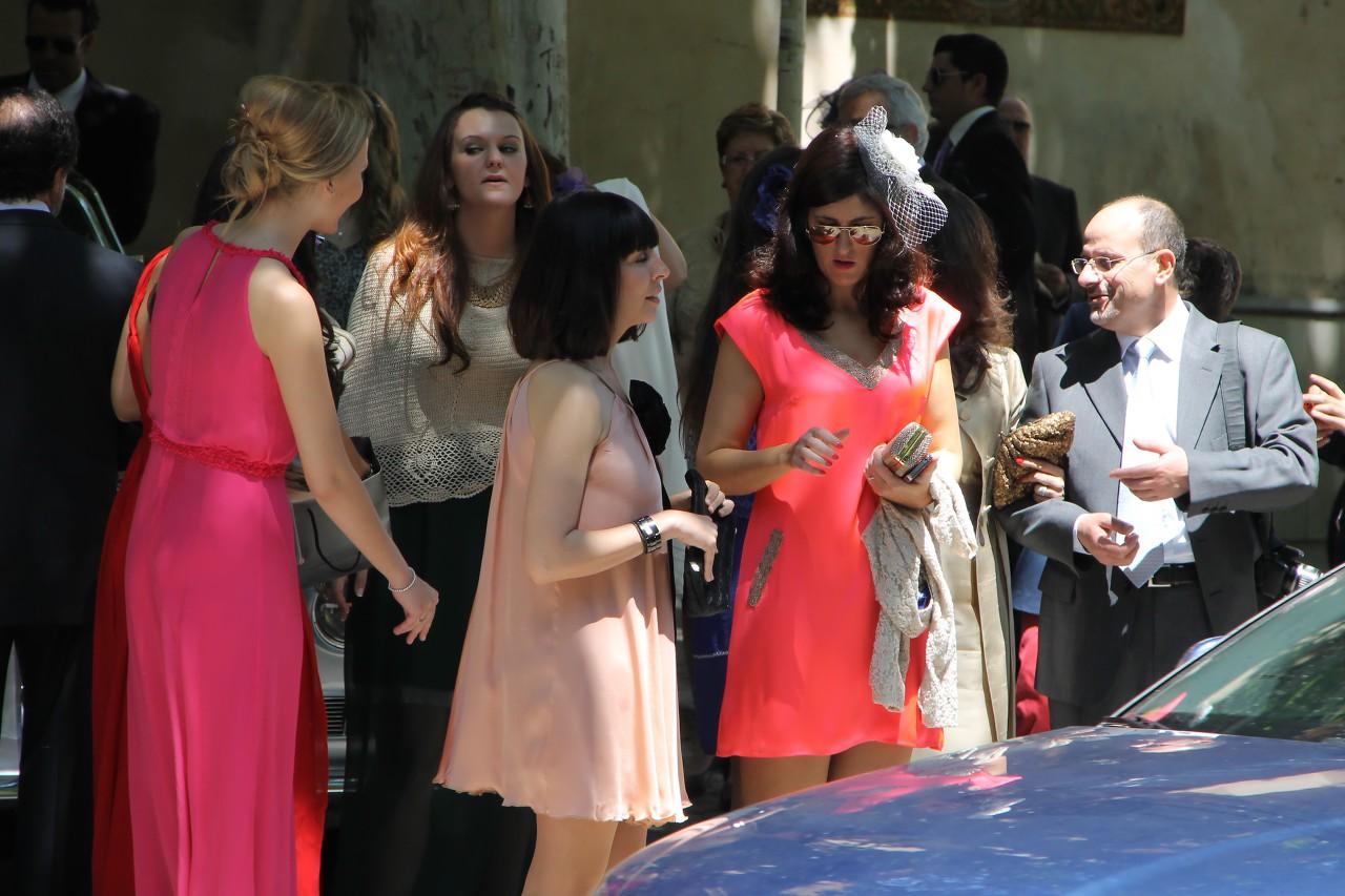 Севилья. Венчание в церкви Магдалены