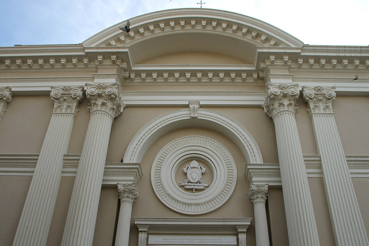 Basilica of Nuestra Señora de la Caridad, Cartagena