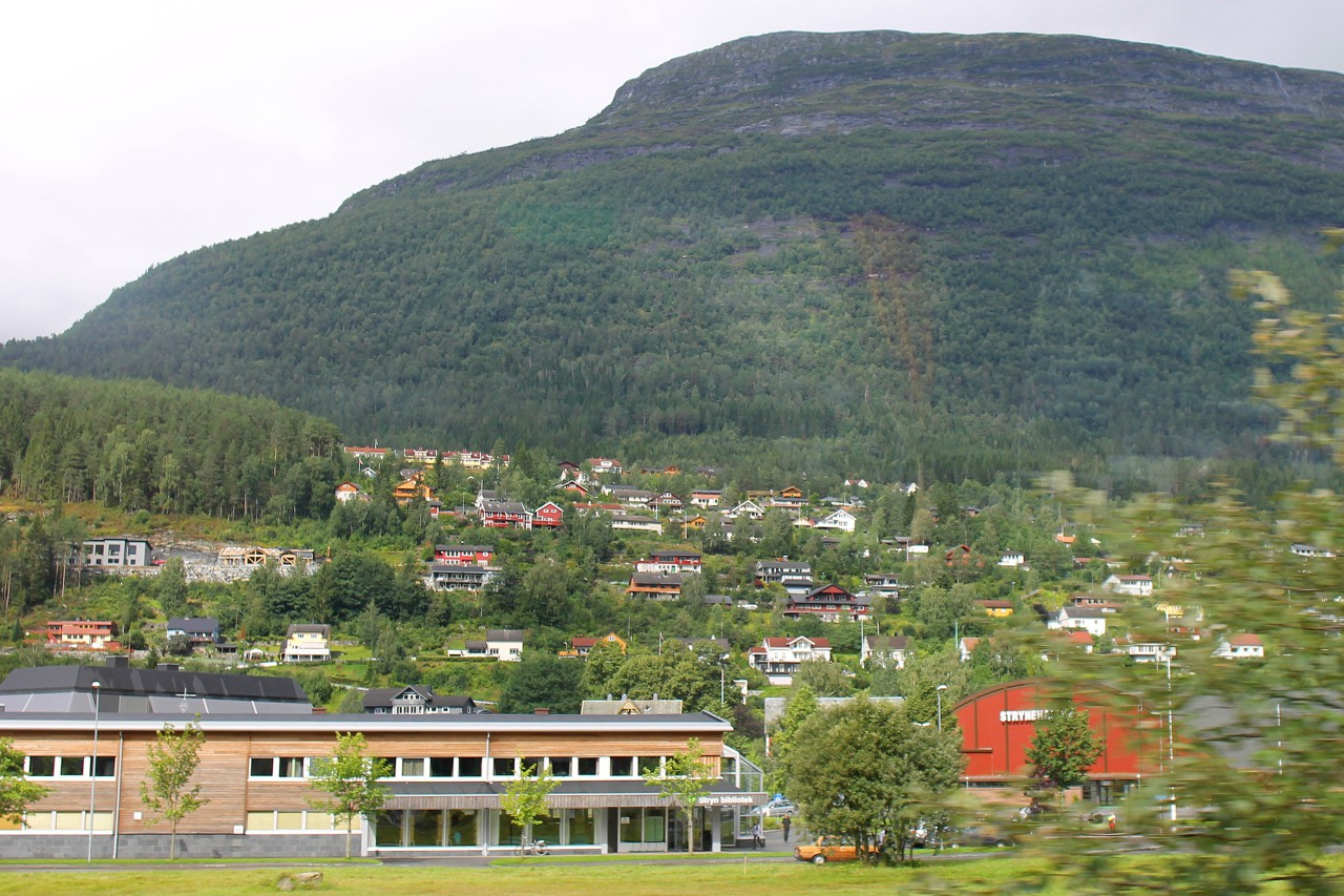 Stryn, Summer ski resort