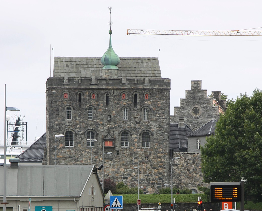Rozenkrantz tower, Bergen