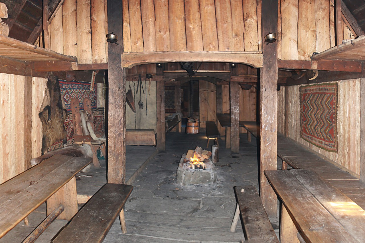 Vikings house, Avaldsnes