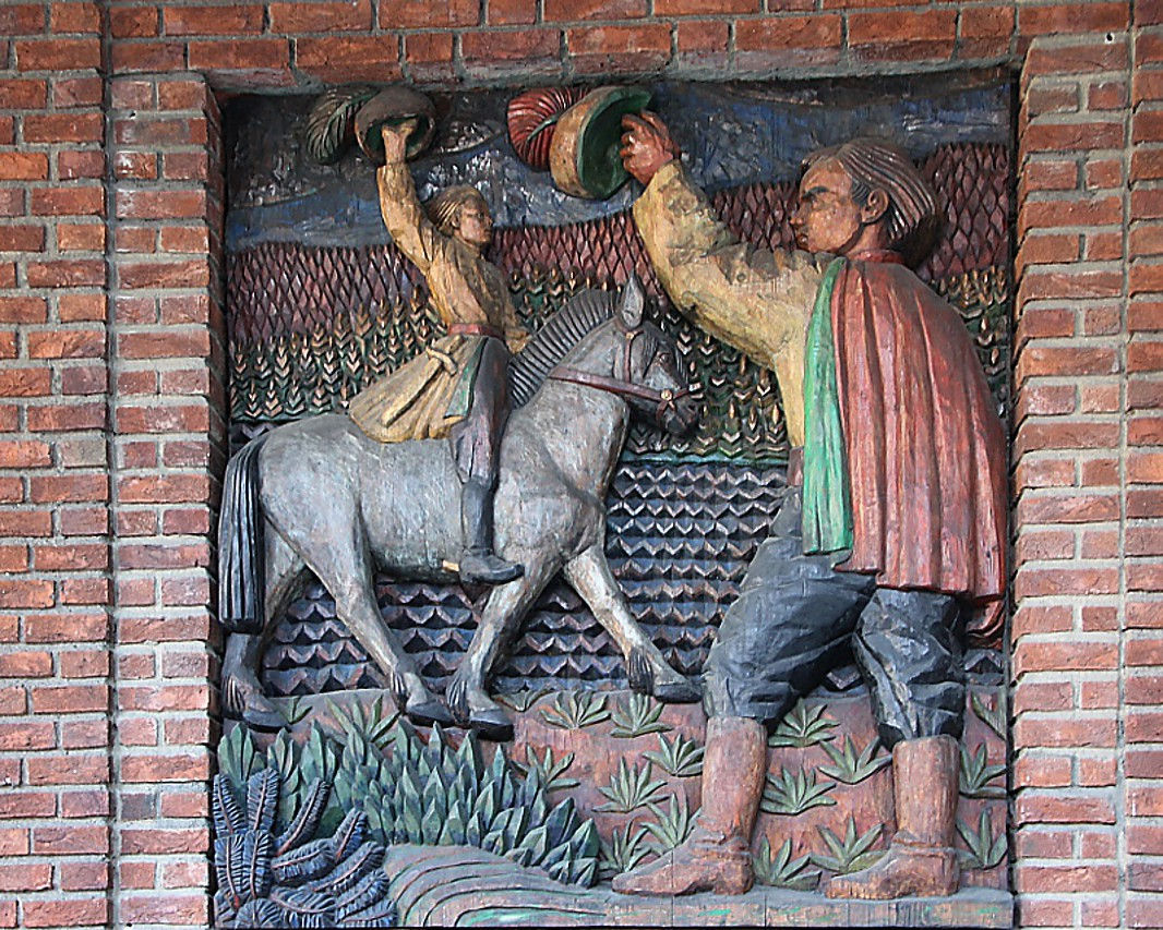 Wooden Bas-reliefs of Oslo City Hall