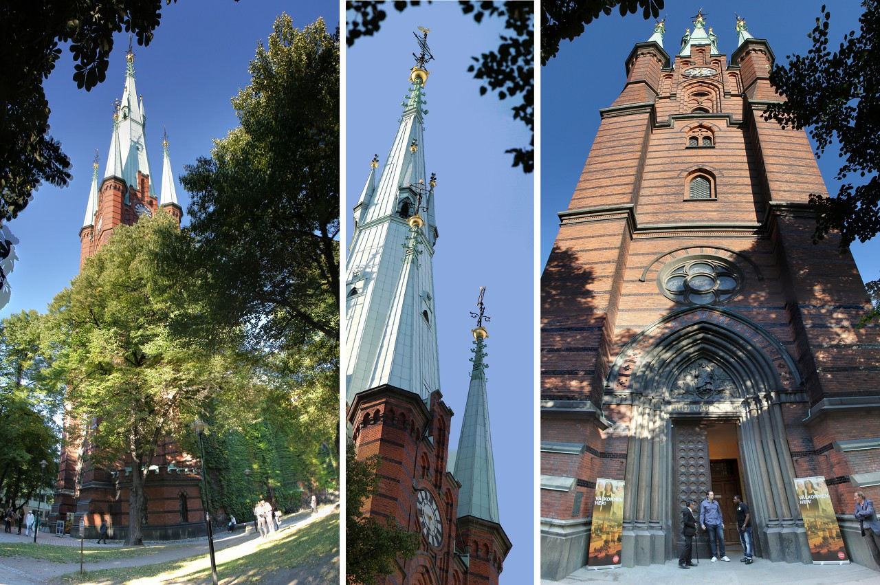 St. Clare's church, Stockholm