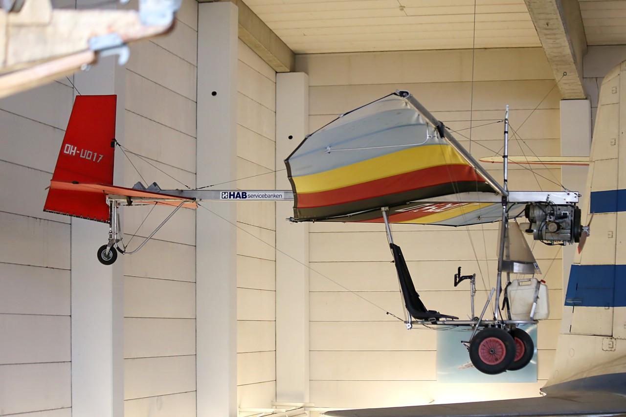 Mahe Scout, Vantaa museum