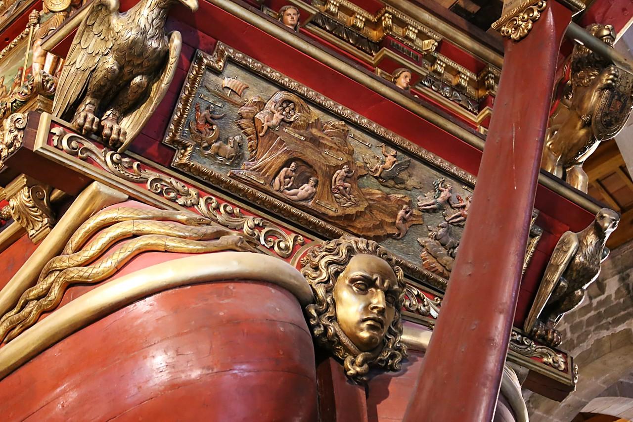 Королевская галера (Galera Real). Морской музей в Барселоне