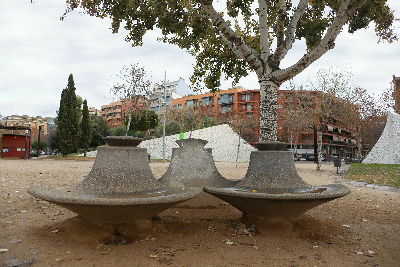 Beverly Pepper Park, Barcelona