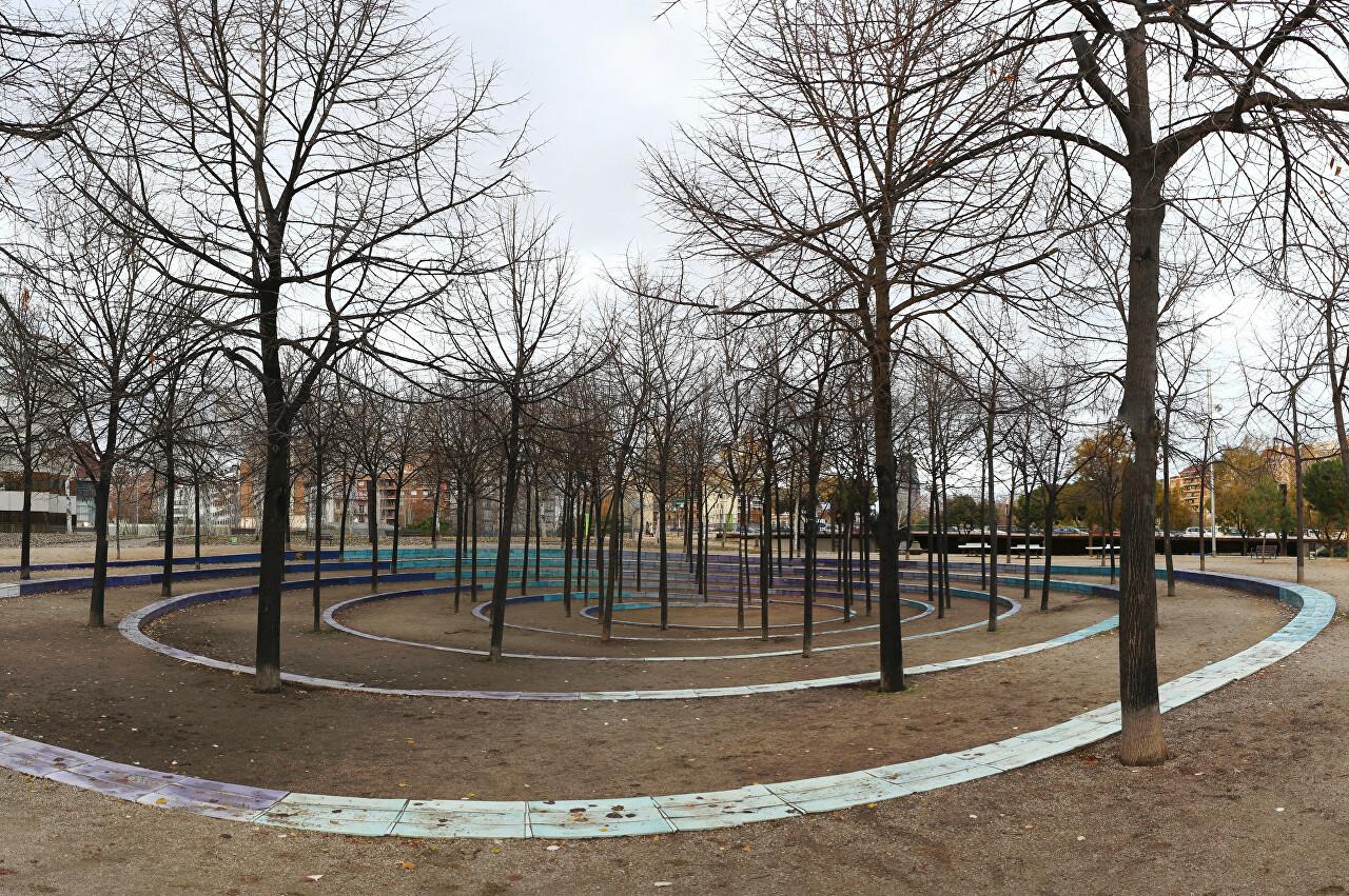Парк Беверли Пеппер, Барселона