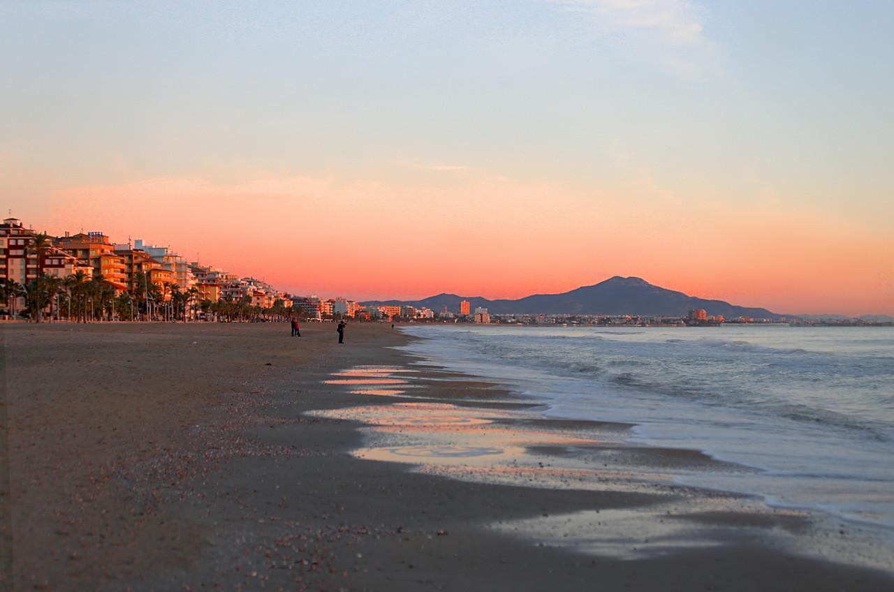 Peñíscola, Playa Norte