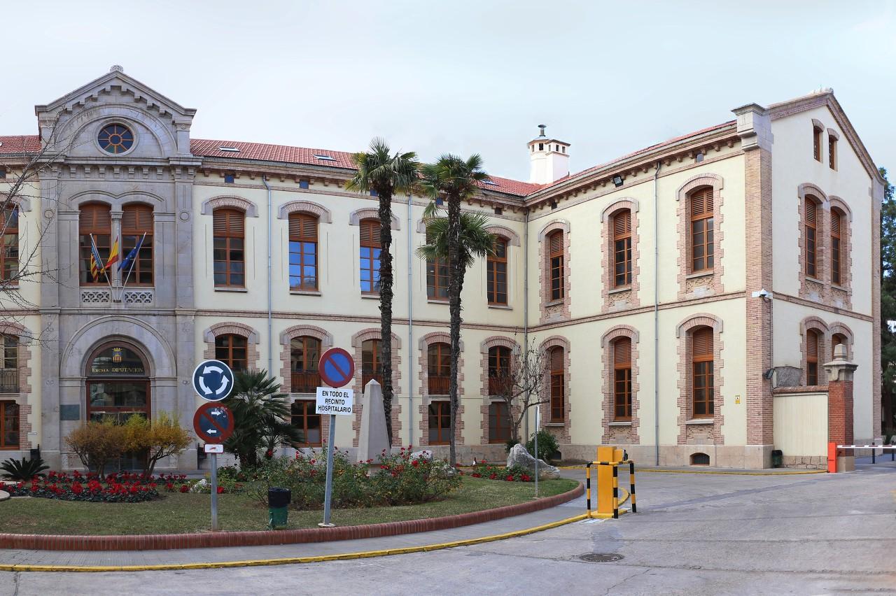 Кастельон-де-ла-Плана, Провинциальный госпиталь
