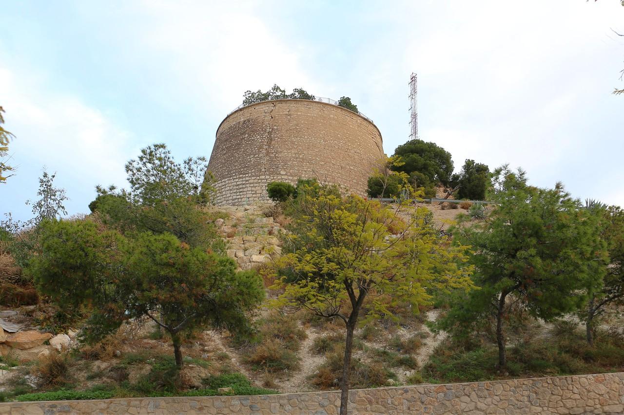 Крепость Сан-Фернандо (Castillo de San Fernando), Аликанте