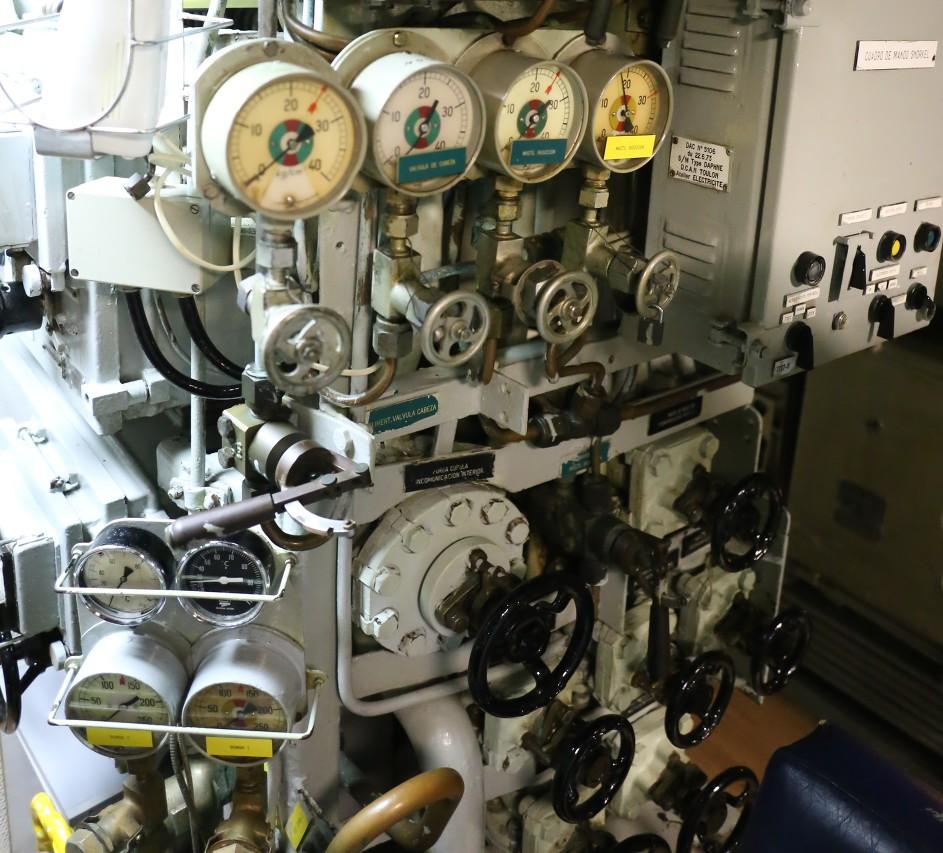 S-61 Delfín Submarine. Torrevieja