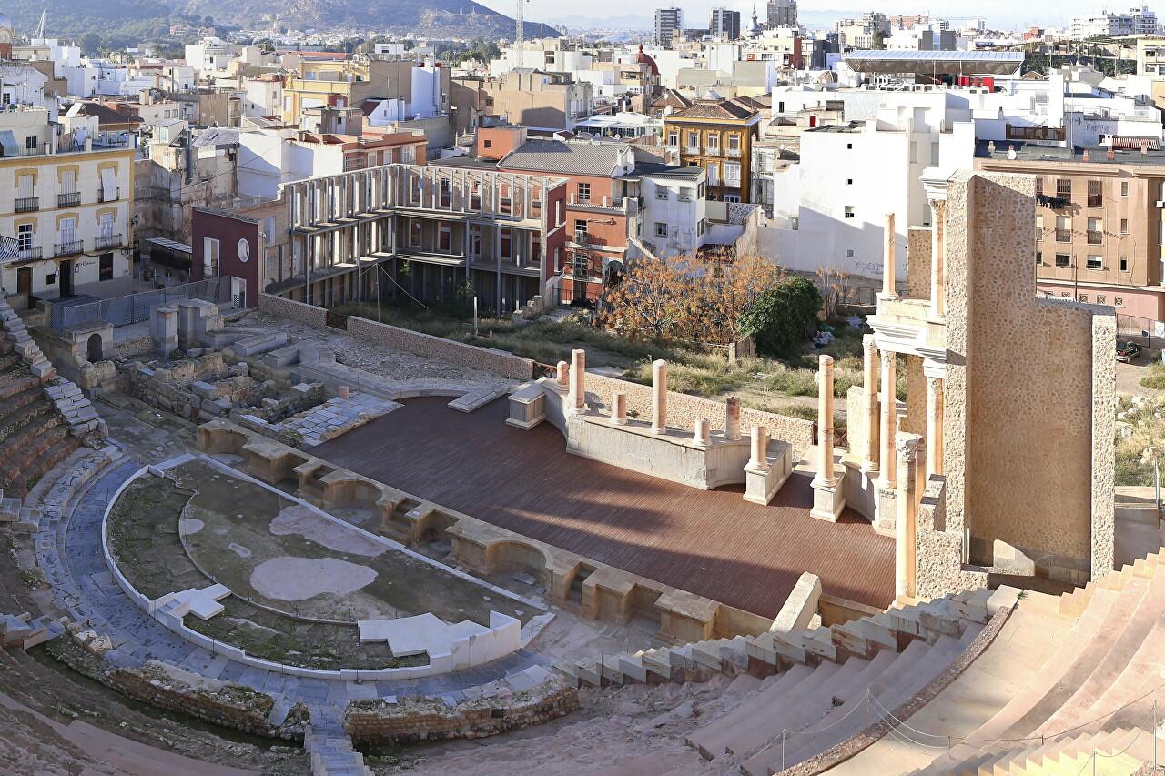 Teatro Romano de Cartagena
