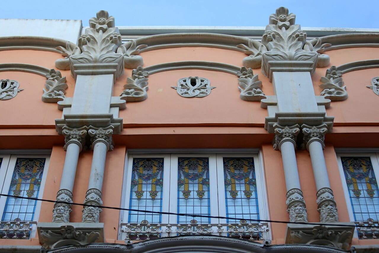 Art Nouveau (Modernismo) Architecture of Cartagena
