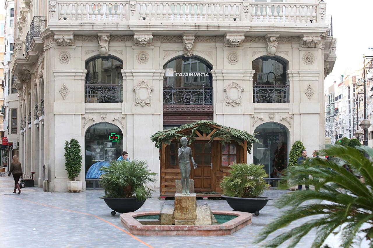 Calle Puertas de Murcia, Cartagena