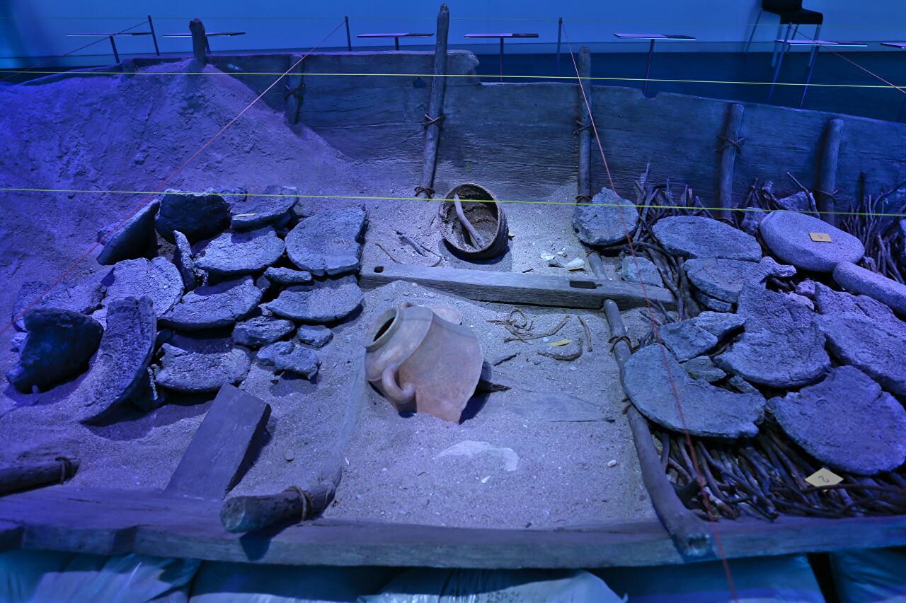 National Museum of Underwater Archaeology, Cartagena