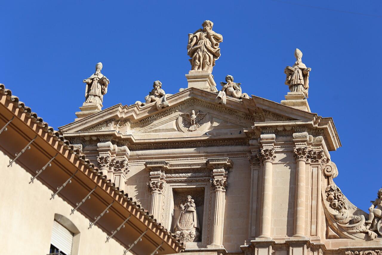 San Patricio Church, Lorca