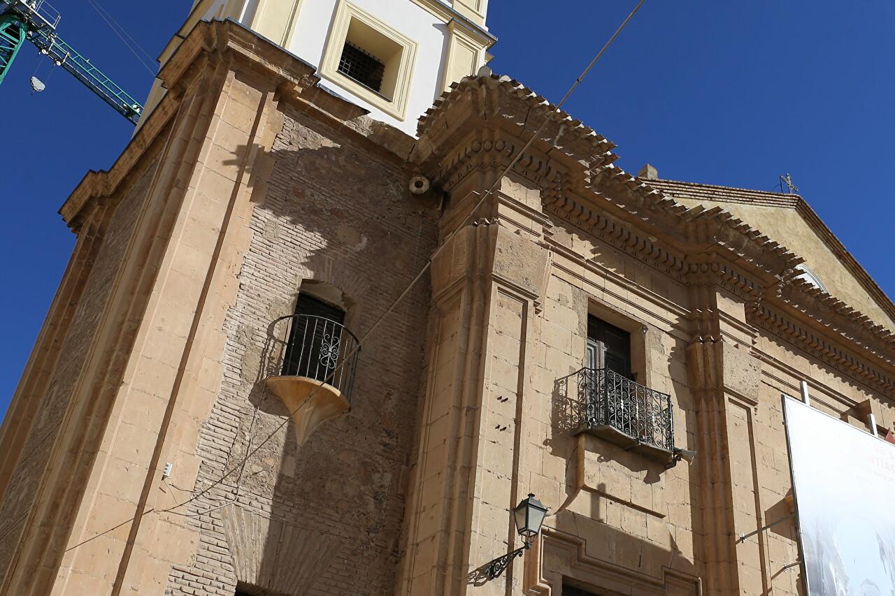 Santiago Church, Lorca