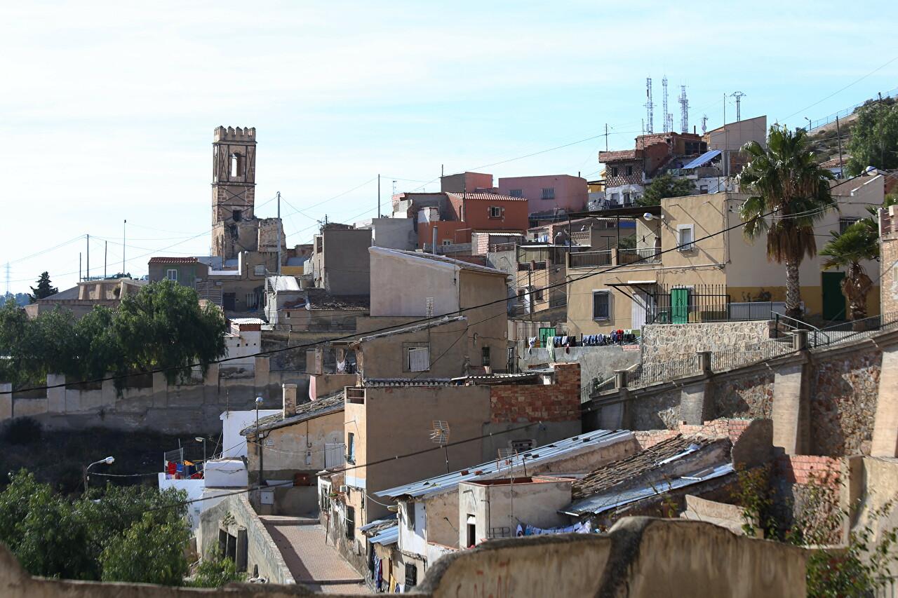 San Pedro Quarter, Lorca