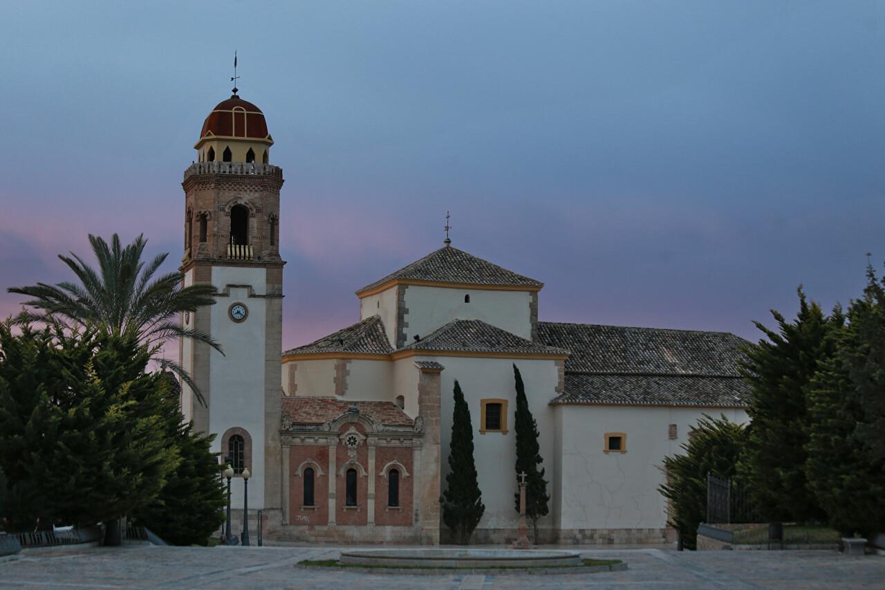 Santuario Virgen de las Huertas, Lorca