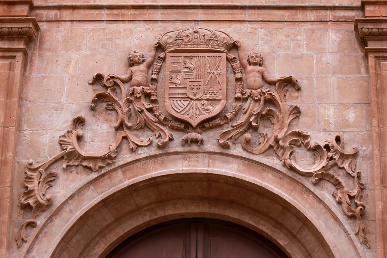 Church of Carmen, Lorca