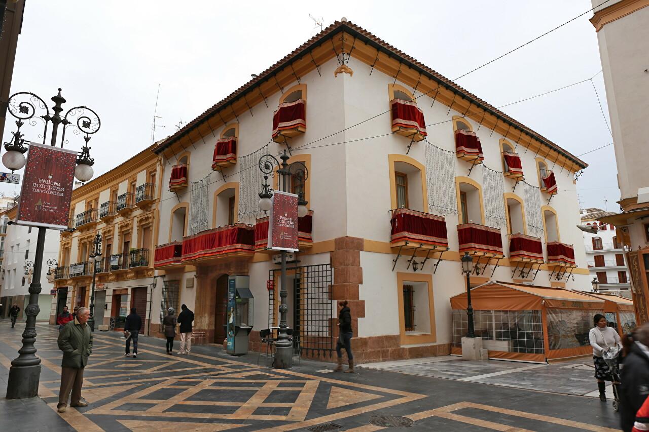 Corredera Street, Lorca