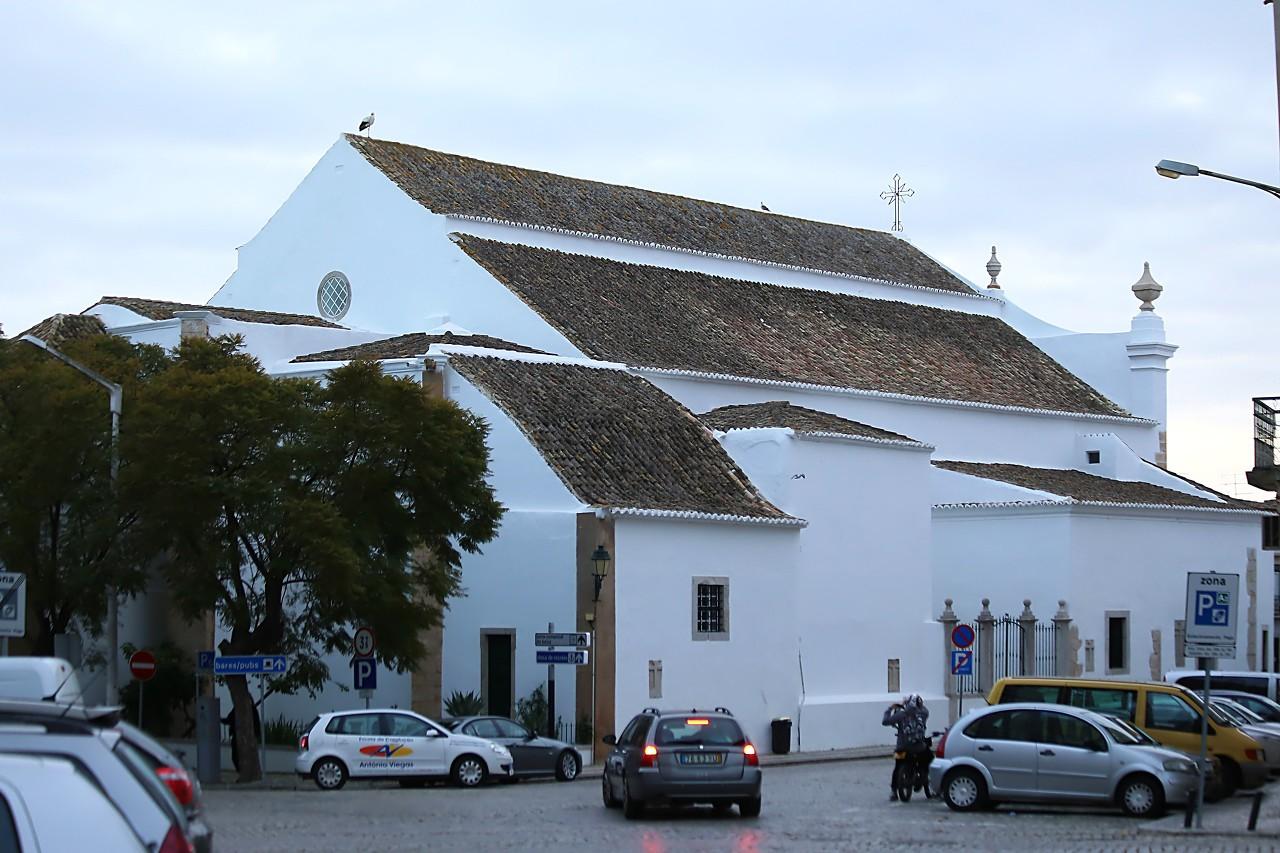 Церковь Святого Петра (Igreja Matriz de São Pedro), Фару