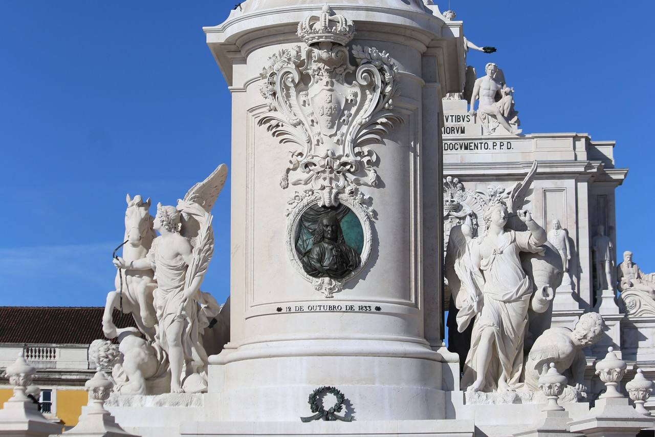 King José I statue, Lisbon, Lisbon