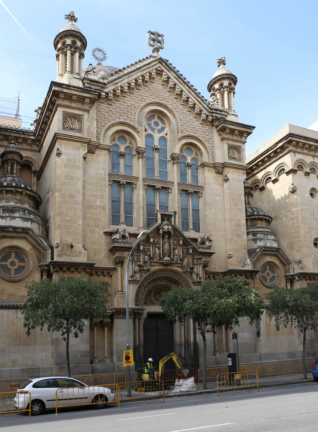 Jesuit church of the Sacred Heart, Barcelona