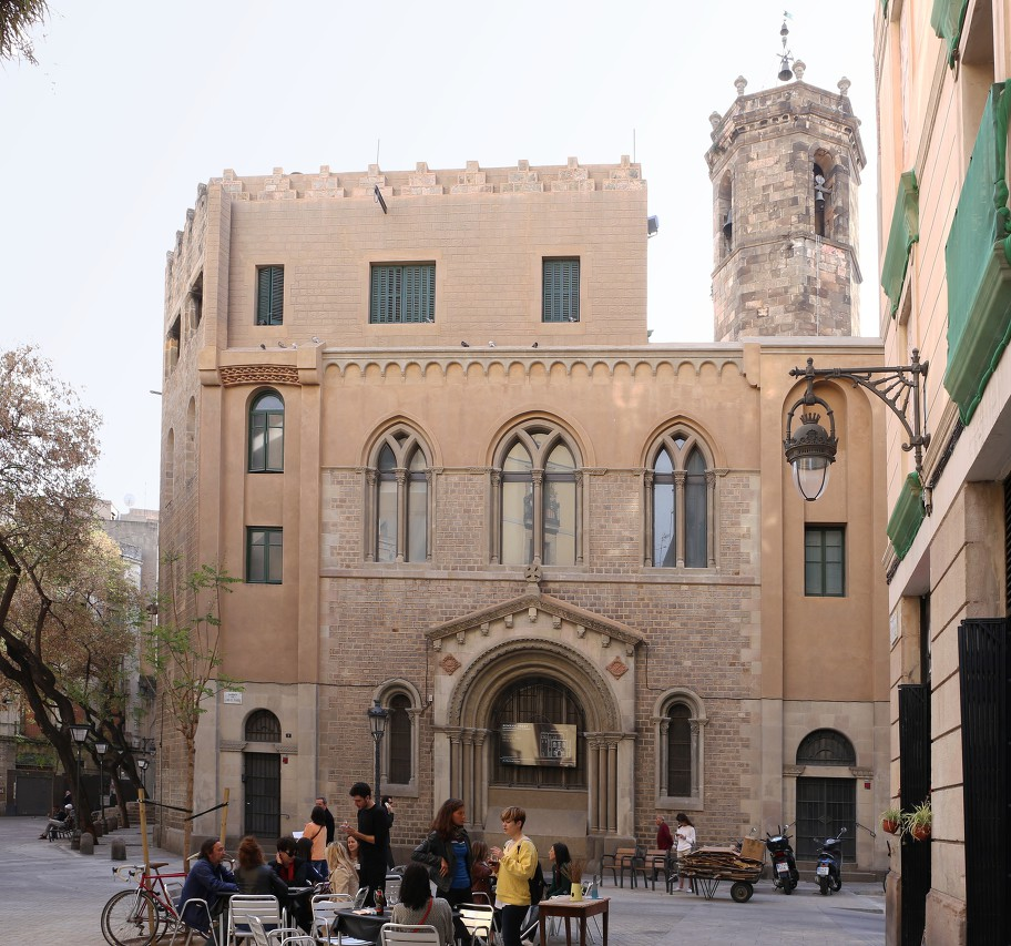 Church of Sant Pere de Les Puelles, Barcelona