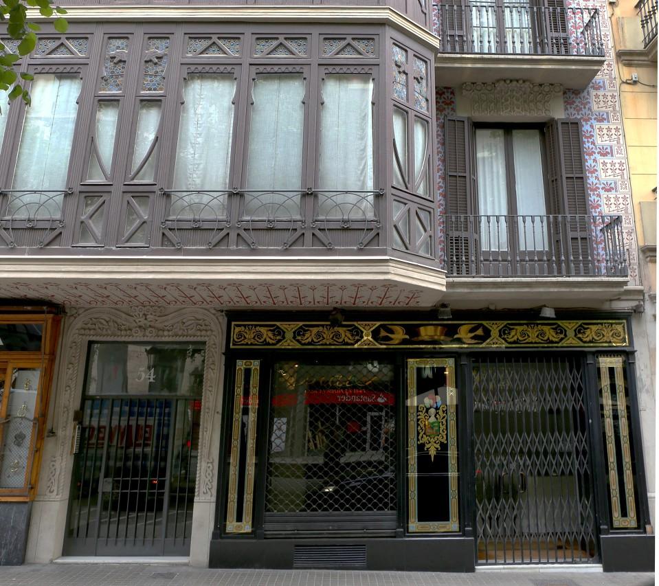 Casa Dolors Calm, Barcelona
