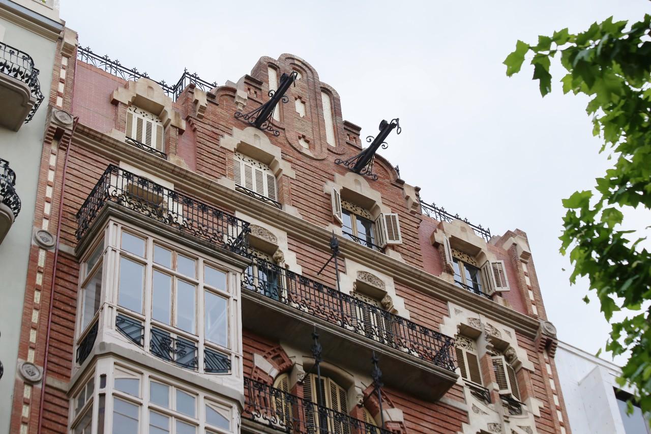 Casa Domènech i Estapà, Barcelona