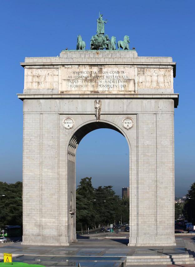 Arco de la Victoria, Madrid