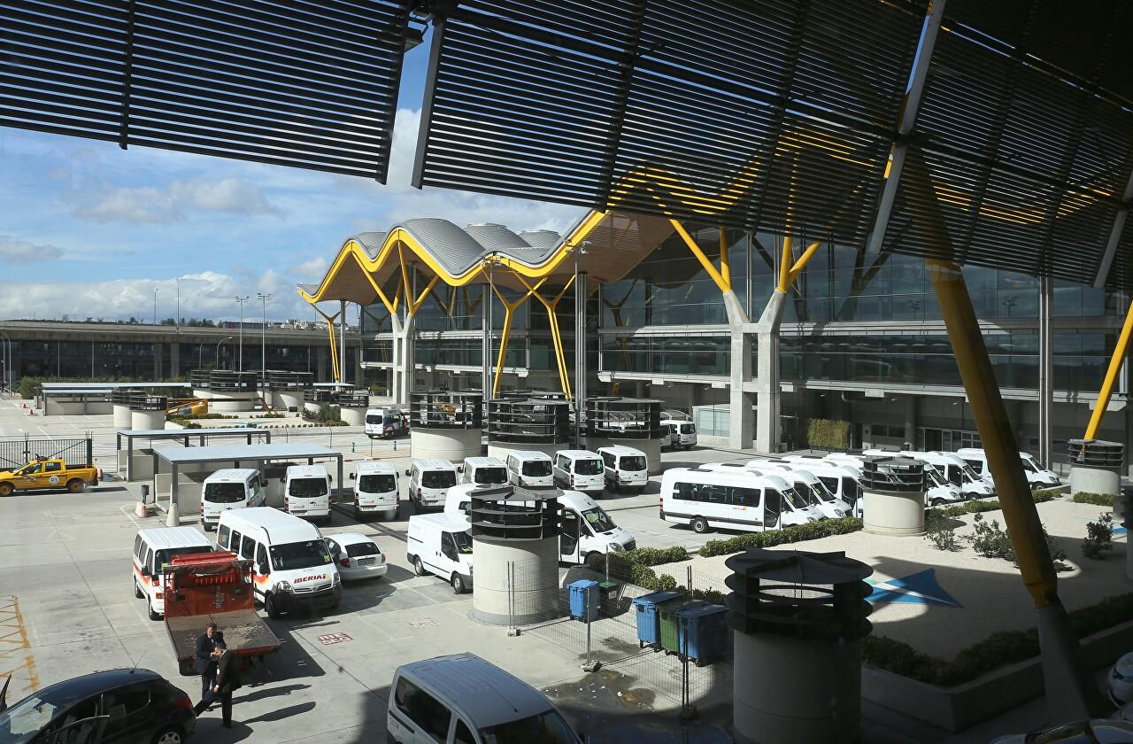 Аэропорт Мадрид-Барахас