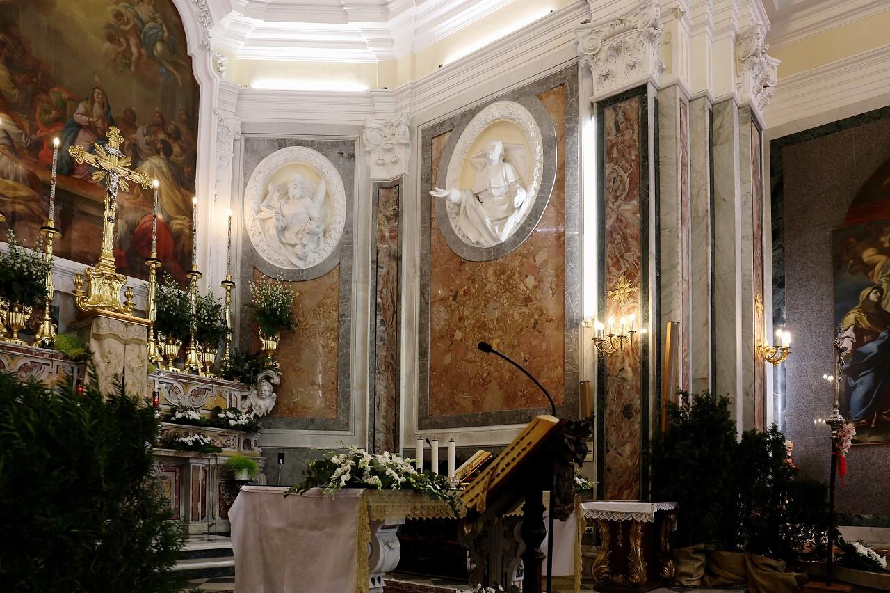 Церковь Святого Духа, Искья-Понте