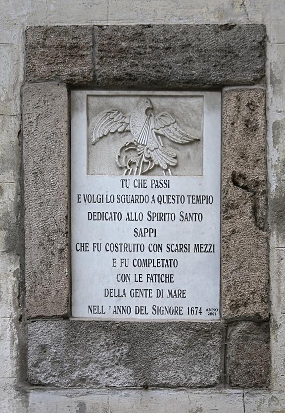 Church of the Holy Spirit, Ischia Ponte