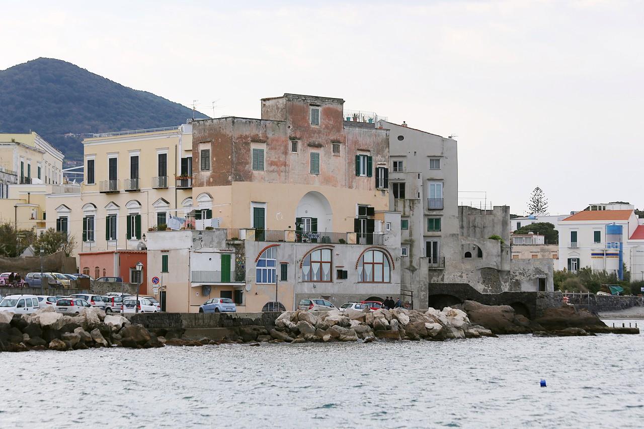 Casa Malcovati, Ischia