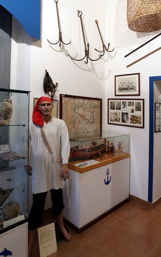 Музей моря, Искья